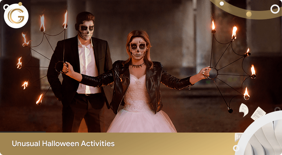 Unusual Halloween Activities