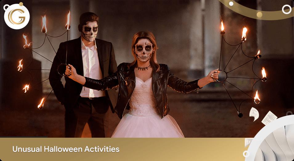 Unusual Halloween Activities
