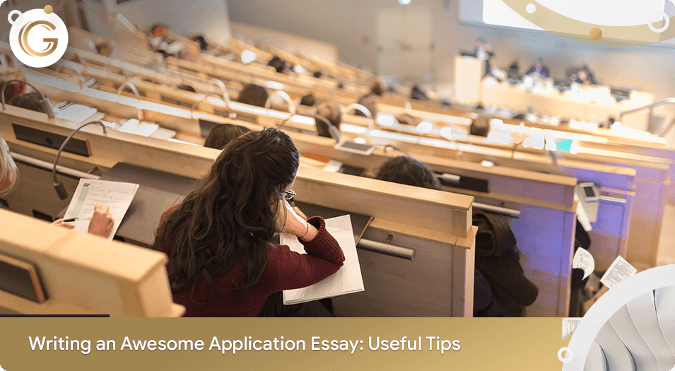 Writing an Awesome Application Essay