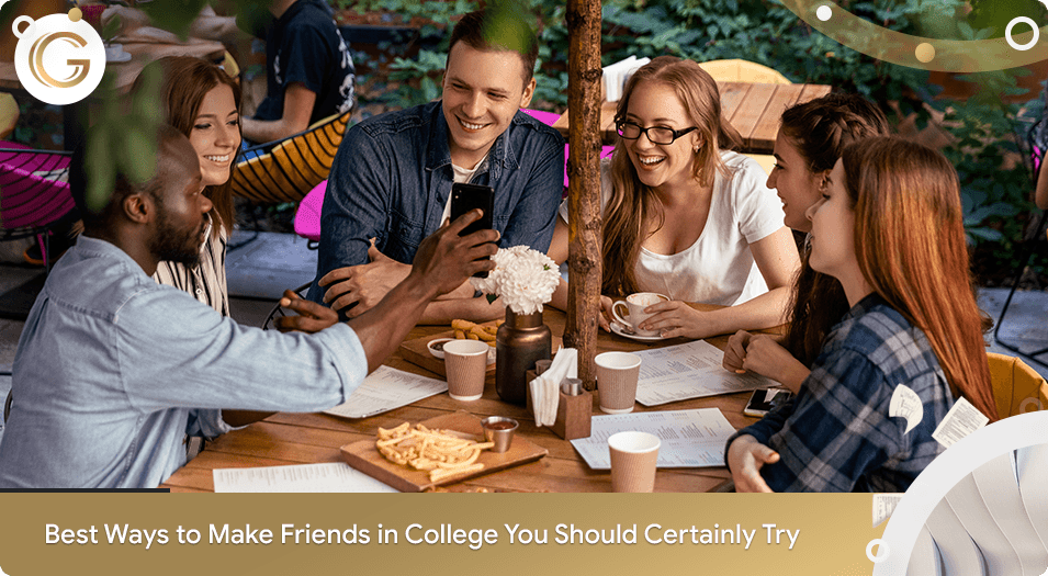 Best Ways to Make Friend in College