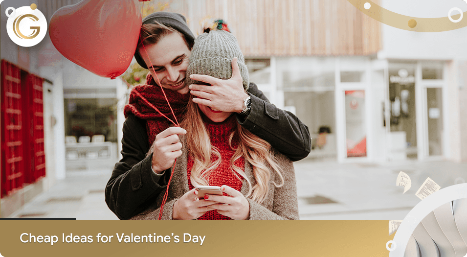 Cheap Ideas for Valentine's Day
