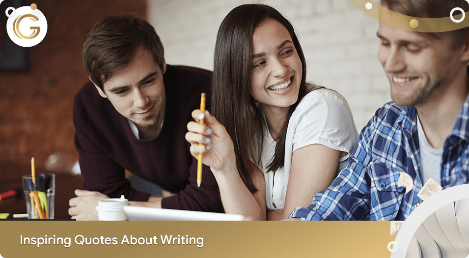 Inspiring Quotes About Writing