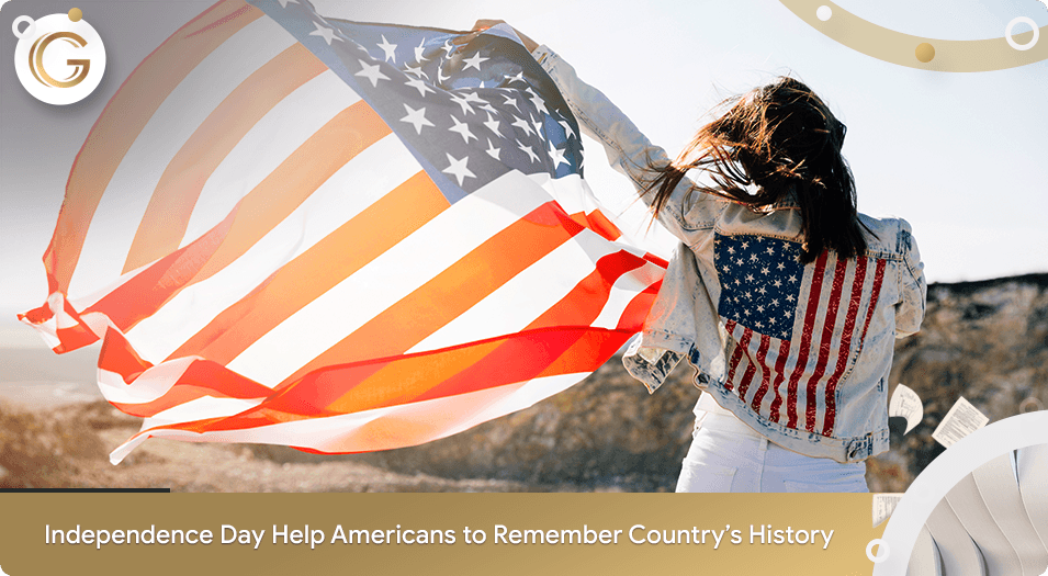 Independence Day Help Americans To Remember Country's History