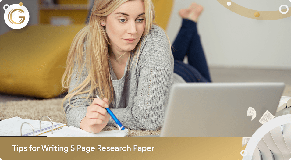 Tips for Writing 5 Page Research Paper