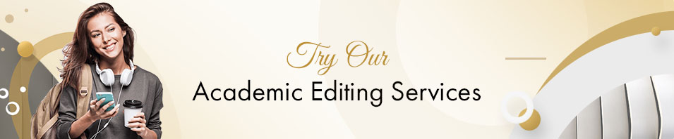 Academic Editing Services
