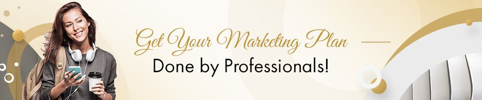 Marketing Plan Help Service