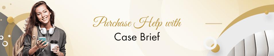 Purchase Case Brief